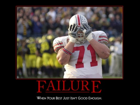 ohio state failure
