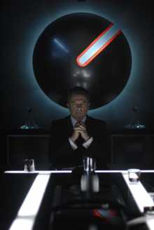Sam Neill as Charles Bromley in Daybreakers