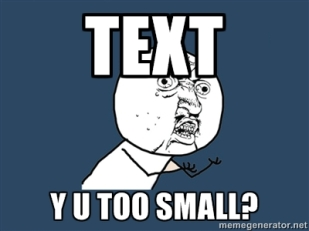 text-y-u-too-small